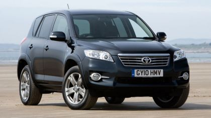 2010 Toyota RAV4 - UK version 9