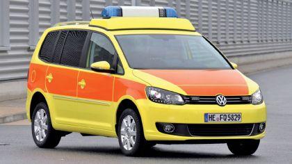 2010 Volkswagen Touran Notarzt 3