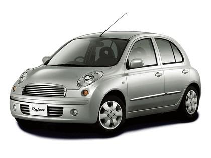 2003 Nissan March Rafeet ( K12 ) 1