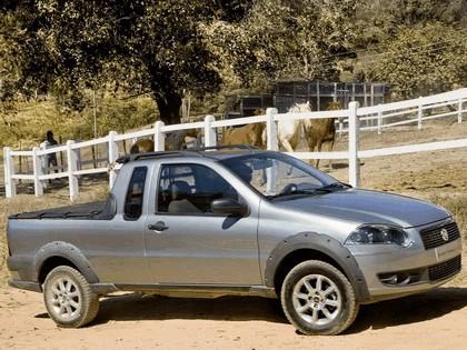 2009 Fiat Strada Trekking 4
