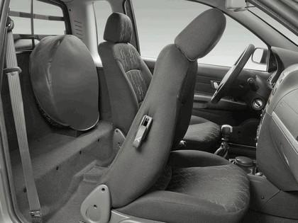 2009 Fiat Strada Trekking 7