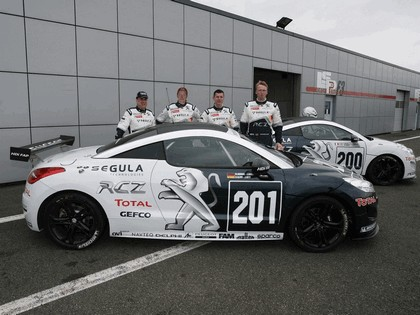 2010 Peugeot RCZ Race Car 200ANS 7