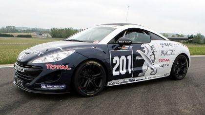 2010 Peugeot RCZ Race Car 200ANS 8