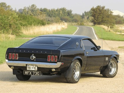 1969 Ford Mustang Boss 429 2