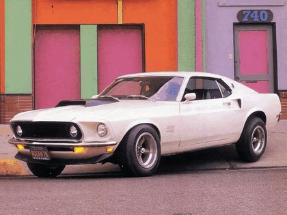 1969 Ford Mustang Boss 429 4