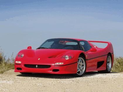 1995 Ferrari F50 16