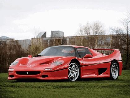 1995 Ferrari F50 22