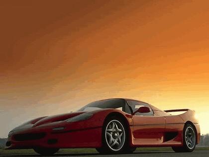 1995 Ferrari F50 23