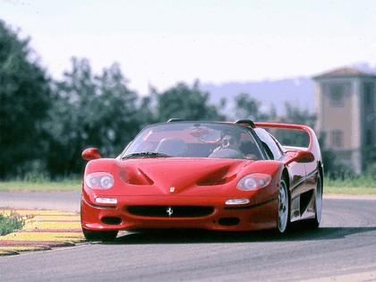 1995 Ferrari F50 25