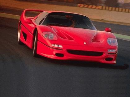 1995 Ferrari F50 26