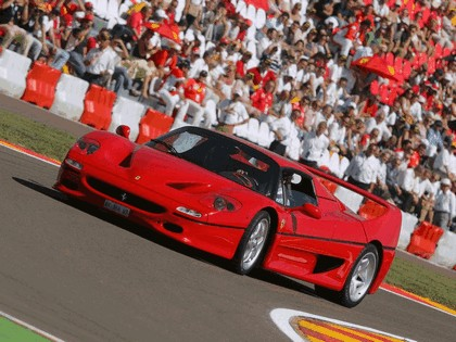 1995 Ferrari F50 30