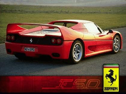 1995 Ferrari F50 31