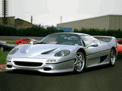 1995 Ferrari F50 32