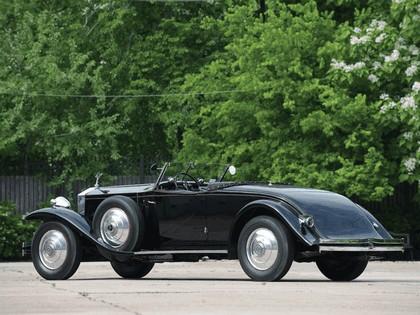 1932 Rolls-Royce Phantom Henley Brewster Roadster II 2