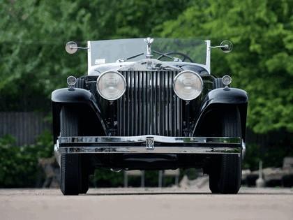 1932 Rolls-Royce Phantom Henley Brewster Roadster II 3
