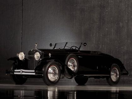 1932 Rolls-Royce Phantom Henley Brewster Roadster II 4