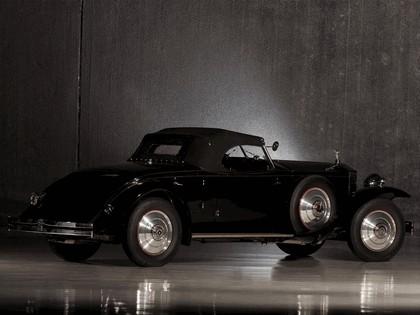 1932 Rolls-Royce Phantom Henley Brewster Roadster II 5