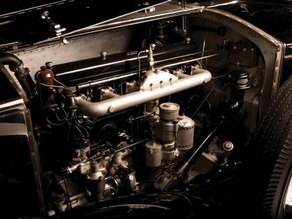 1932 Rolls-Royce Phantom Henley Brewster Roadster II 8