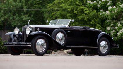 1932 Rolls-Royce Phantom Henley Brewster Roadster II 9