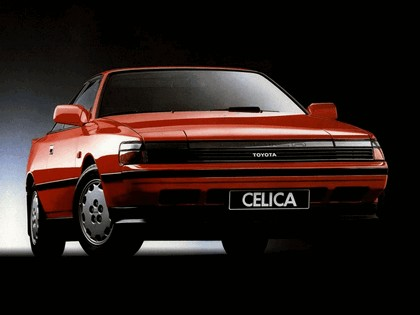 1988 Toyota Celica 2.0 GTi ( ST162 ) 1