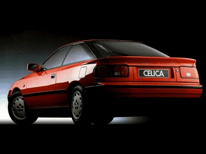 1988 Toyota Celica 2.0 GTi ( ST162 ) 2