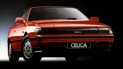 1988 Toyota Celica 2.0 GTi ( ST162 ) 8