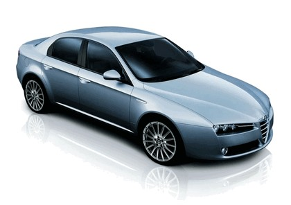 2005 Alfa Romeo 159 4