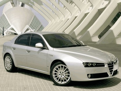 2005 Alfa Romeo 159 11