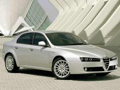 2005 Alfa Romeo 159 12