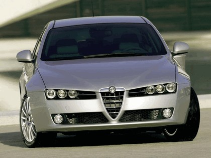2005 Alfa Romeo 159 18