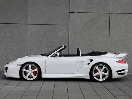 2010 Porsche 911 ( 997 ) cabriolet turbo Aerokit II by TechART 2