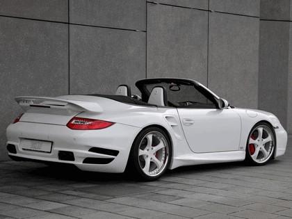 2010 Porsche 911 ( 997 ) cabriolet turbo Aerokit II by TechART 3