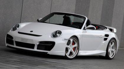 2010 Porsche 911 ( 997 ) cabriolet turbo Aerokit II by TechART 9