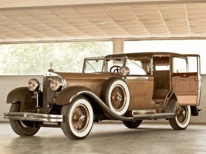 1929 Mercedes-Benz 630K by Castagna 1