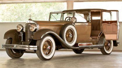 1929 Mercedes-Benz 630K by Castagna 6