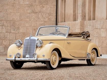 1949 Mercedes-Benz 170S cabriolet A 1
