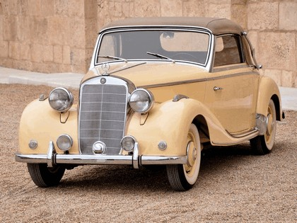 1949 Mercedes-Benz 170S cabriolet A 4