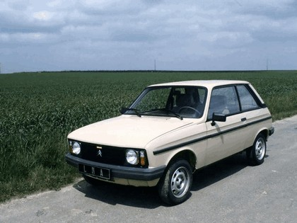 1983 Citroën LNA 2