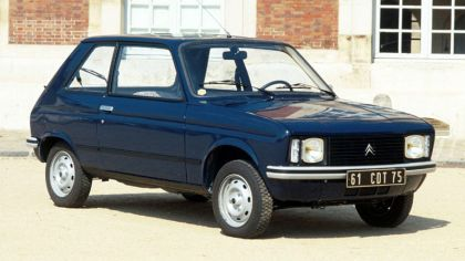 1983 Citroën LNA 3