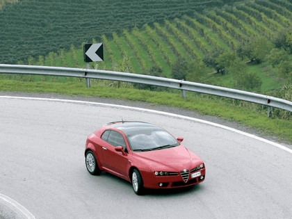 2005 Alfa Romeo Brera 5