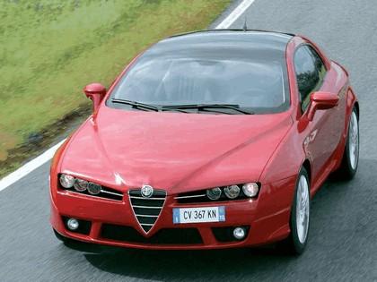 2005 Alfa Romeo Brera 9