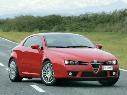 2005 Alfa Romeo Brera 16