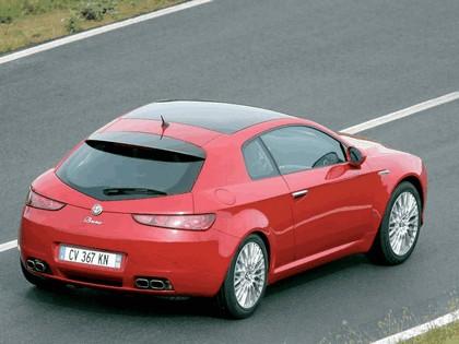 2005 Alfa Romeo Brera 17