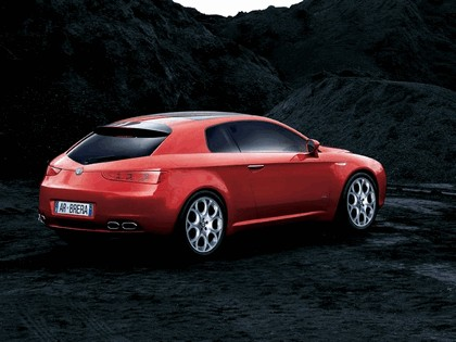 2005 Alfa Romeo Brera 37