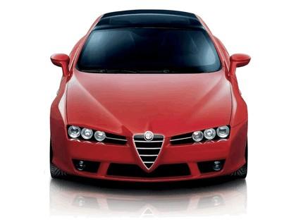 2005 Alfa Romeo Brera 38