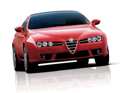 2005 Alfa Romeo Brera 39
