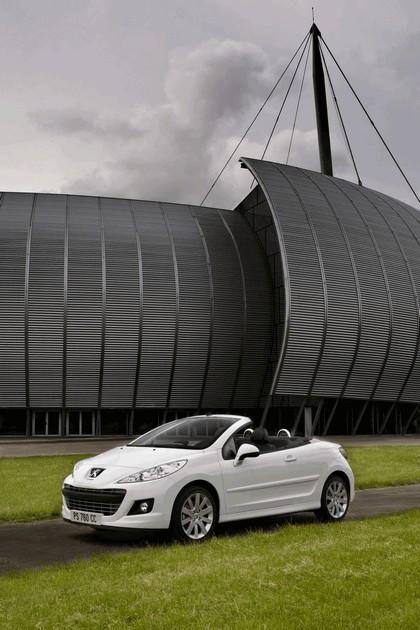 2009 Peugeot 207 CC 4