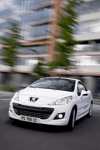 2009 Peugeot 207 CC 10