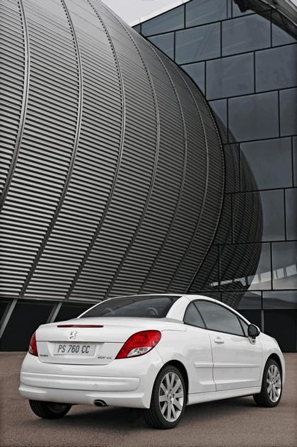 2009 Peugeot 207 CC 11