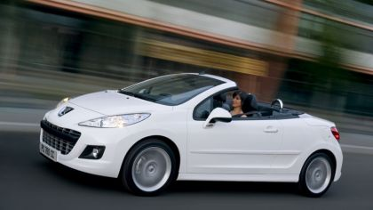 2009 Peugeot 207 CC 9
